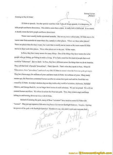 Yet More Funny Exam, Test & Essay Answers By Students | DailyCognition