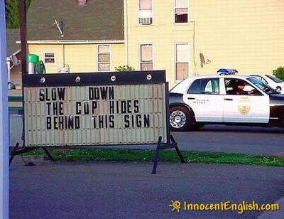 daily funny sign for january 10 2009 daily funny sign for january 8 ...
